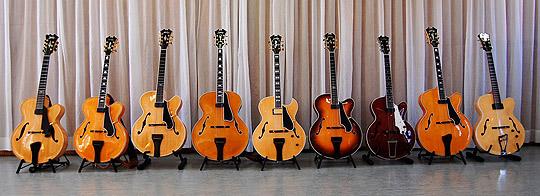 gitarrenflotte