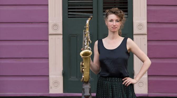 NIcole Johänntgen in New Orleans